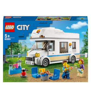 LEGO City Great Vehicles: Holiday Camper Van (60283)