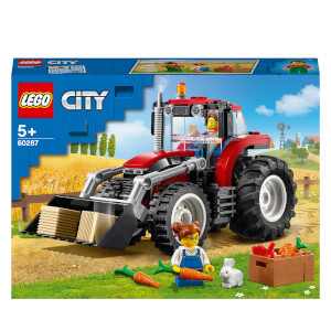 LEGO City Great Vehicles: Tractor (60287)