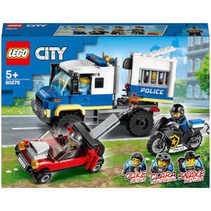 LEGO City Police: Police Prisoner Transport (60276)