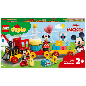 LEGO DUPLO Disney TM: Mickey & Minnie Birthday Train (10941)