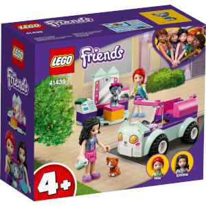 LEGO LEGO Friends: Cat Grooming Car (41439)