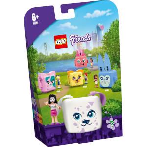 LEGO Friends: Emma's Dalmatian Cube Playset Series 4 (41663)