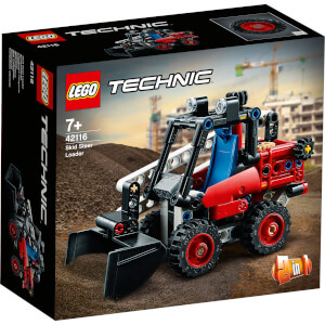 LEGO Technic: Skid Steer Loader (42116)
