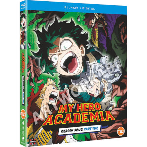 My Hero Academia: Season 4 Part 2