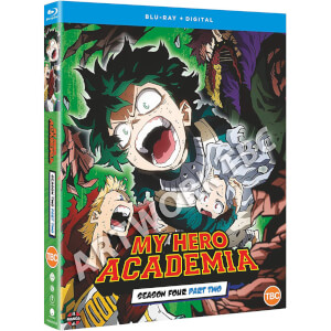 My Hero Academia: Season 4 Part 2: Limited Edition