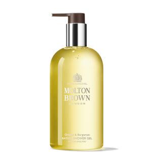 Molton Brown Orange and Bergamot Bath and Shower Gel 500ml