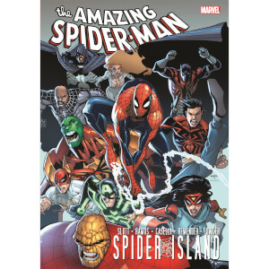 Marvel Spider-Man: Spider-Island Graphic Novel Paperback