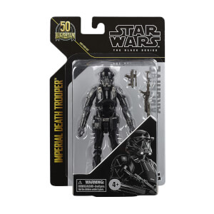 Figurine Death Trooper Hasbro Star Wars Black Series Archive Imperial