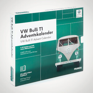 Franzis Official Bulli VW Advent Calendar
