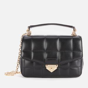 Michael Michael Kors Women's Soho Small Chain Shoulder Bag - Black