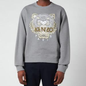 Kenzo Men's Tiger Classic Sweatshirt - Dove Grey