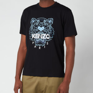 Kenzo Men's Tiger Classic T-Shirt - Black
