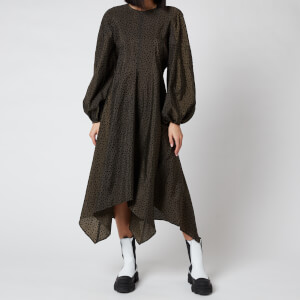 Stine Goya Women's Gus Dress - Meadow Flock