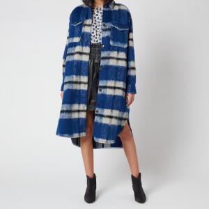 Munthe Women's Satara Jacket - Indigo