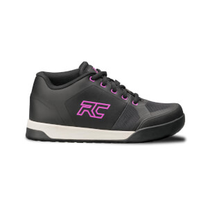 Ride Concepts Women's Skyline Flat MTB Shoes - Black/Purple