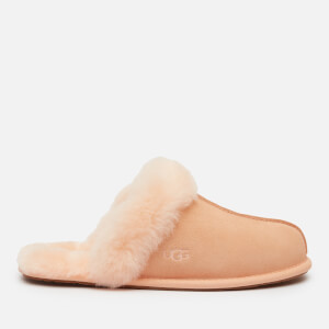 UGG Women's Scuffette Sheepskin Slippers - Scallop