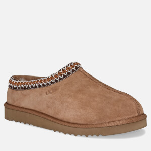 UGG Men's Tasman Suede Slippers - Chestnut