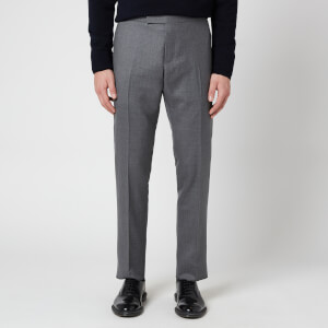 Thom Browne Men's Classic Twill Super 120 Trousers - Medium Grey