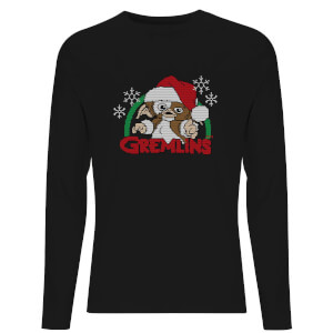 Another Reason To Hate Christmas Unisex Long Sleeve T-Shirt - Black
