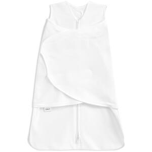 HALO SleepSack Swaddle 1.5 TOG 100% Cotton - White
