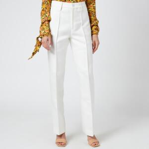 ROTATE Birger Christensen Women's Robyn Pants - Snow White