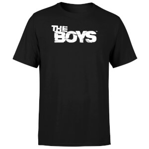 The Boys Chest Logo Unisex T-Shirt - Black
