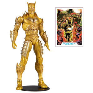 McFarlane Toys DC Multiverse 7 Inch Red Death Gold (Gold Label Series) Action Figure