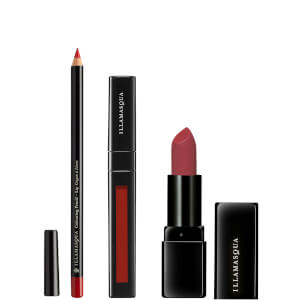 Illamasqua En Rouge Lip Kit