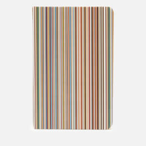 PS Paul Smith Men's Signature Stripe Pocket Notebook - Multi