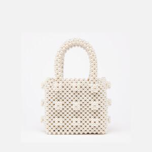 Shrimps Women's Mini Antonia Bag - Cream