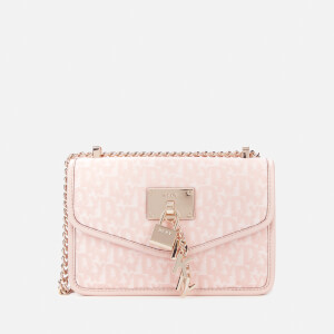 DKNY Women's Elissa Small Cross Body Bag - Cashmere