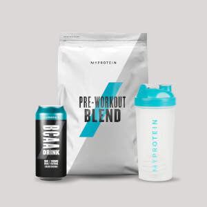 Fuel Your Ambition Energy-paket