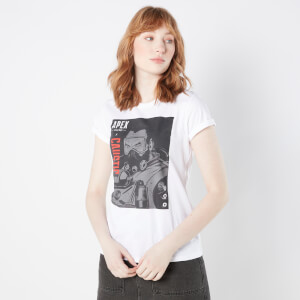 Apex Legends Bloodhound T-Shirt Femme - Blanc