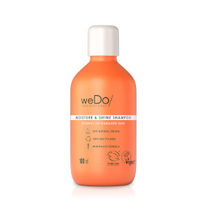weDo/ Professional Moisture and Shine Shampoo 100ml