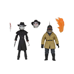 NECA Puppet Master Blade and Torch Ultimate Action Figure (Pack of 2)