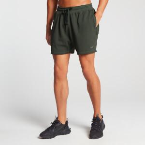 MP Men's Raw Training Shorts - Vine Leaf