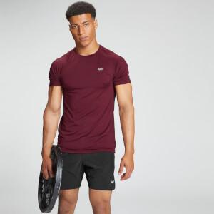 T-shirt d'entraînement MP Essentials pour hommes–Merlot
