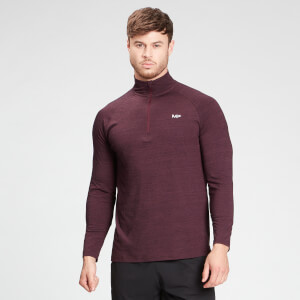 MP Men's Performance 1/4 Zip Top - Port Marl