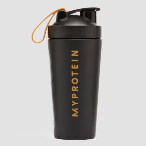 Golden Week Matte Metal Shaker with Window