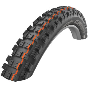 Schwalbe Eddy Current Rear Tubeless MTB Tyre - Black