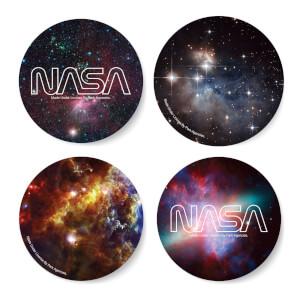 NASA Galaxy Brew Stop Coaster Set