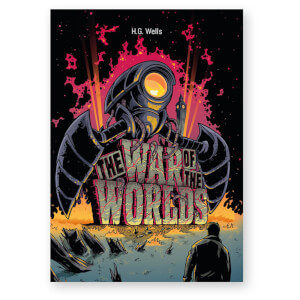Bitmap Books The War of the Worlds: Illustrated