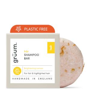 grüum Hår Zero Plastic Brightening Shampoo Bar 50g