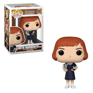 Queens Gambit Beth with Trophies Funko Pop! Vinyl