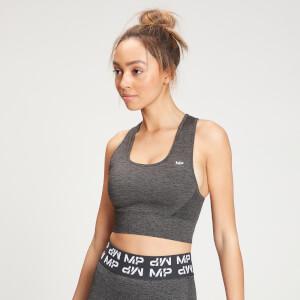 MP Women's Curve Sports Bra - Dark Carbon