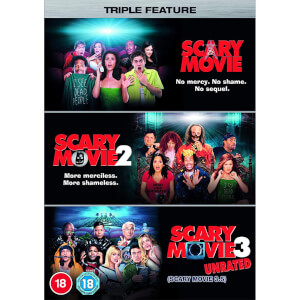 Scary Movie 3-Movie Collection