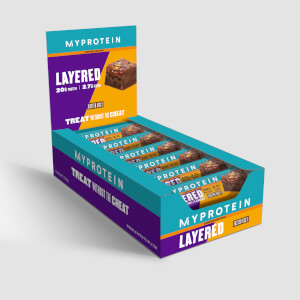 Myprotein Layered Bar - Limited Edition