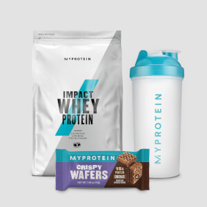 Myprotein Fuel Your Ambition Recovery Bundle (US)