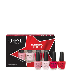 OPI Hollywood Collection Nail Polish - Mini Gift Set 4 x 3.75ml