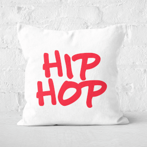 Hip Hop Square Cushion